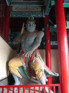 Ху-Фа Хранитель храма Шаолинь